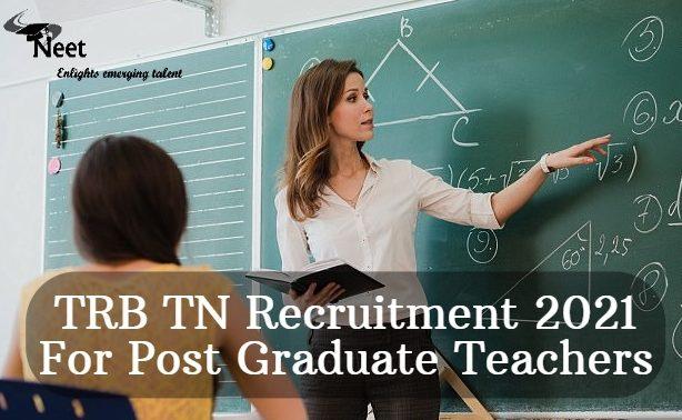 TN-TRB-PG-Assistants-Recruitment-2021