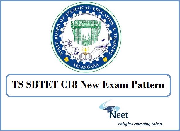 TS-SBTET-C18-1st-5th-Sem-Examination-Pattern