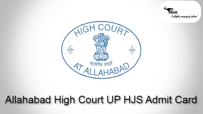 Allahabad High Court UP HJS Admit Card 2021