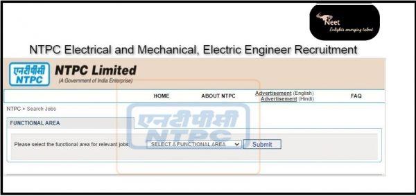 NTPC AE Recruitment 2021