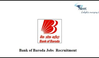 Bank of Baroda Jobs 2021