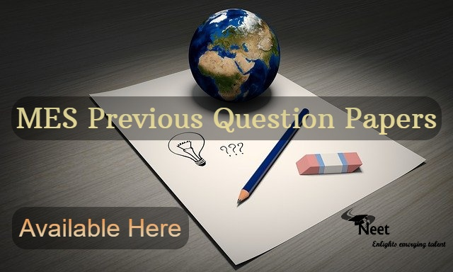 MES-Previous-question-papers