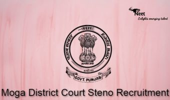 Moga District Court Recruitment 2021