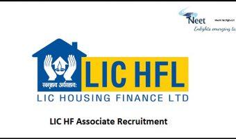 LIC HF Recruitment 2021