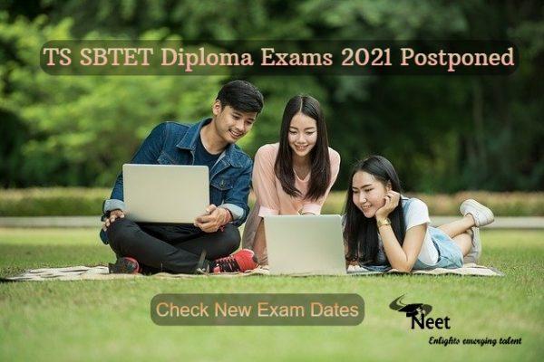 TS-SBTET-diploma-Exam-date-2021-postponed